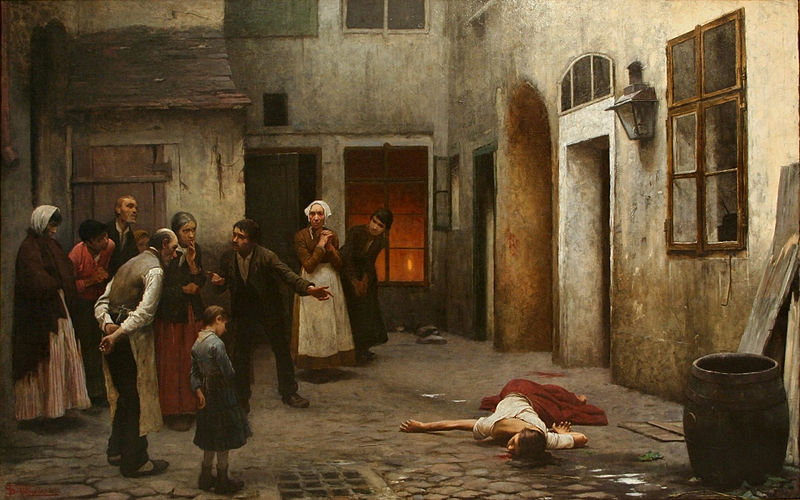800px-Jakub_Schikaneder_-_Murder_in_the_House
